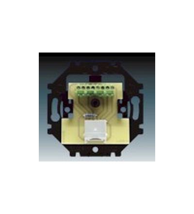 ABB Přístroj zásuvky ISDN koncové jednonásobné 5013U-A00151