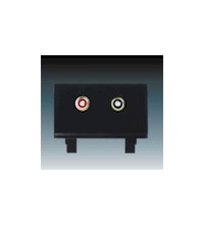 ABB Maska nosná se zásuvkami CINCH 5014E-A02206