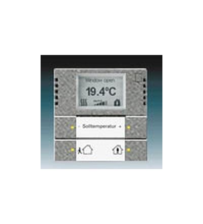 ABB Snímač teploty s regulátorem metalická šedá 6134-0-0280