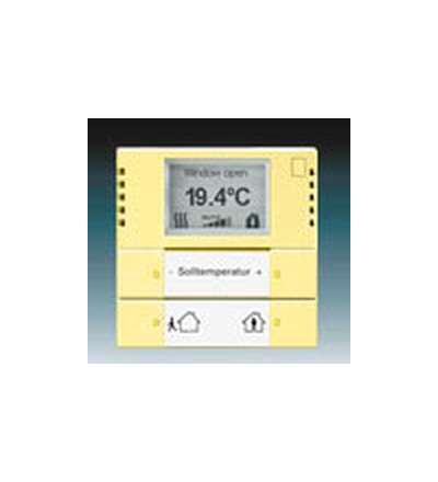 ABB Snímač teploty s regulátorem žlutá 6134-0-0281