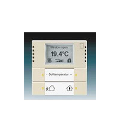 ABB Snímač teploty s regulátorem slonová kost 6134-0-0274