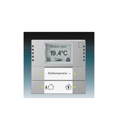 ABB Snímač teploty s regulátorem hliníková stříbrná 6134-0-0275