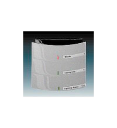 ABB Triton prvek ovládací 3- / 6násobný s IR rozhraním 2CKA006320A0018