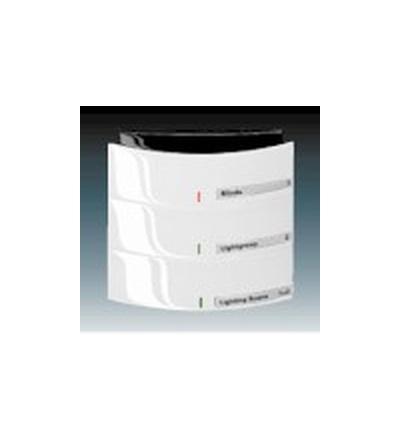 ABB Triton prvek ovládací 3- / 6násobný s IR rozhraním 2CKA006320A0014