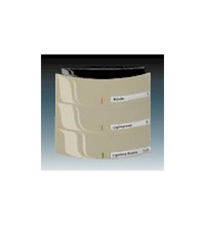 ABB Triton prvek ovládací 3- / 6násobný s IR rozhraním 2CKA006320A0016