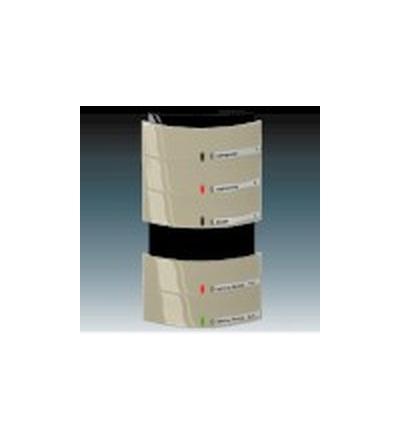 ABB Triton prvek ovládací 5- / 10násobný s IR rozhraním 2CKA006320A0036