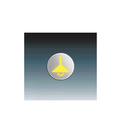 """ABB Symbol označovací """"osvětlení"""" 6310-0-0093"""
