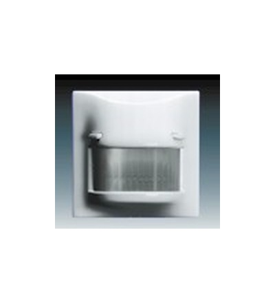 ABB Snímač spínače automatického Busch-Wächter® 180 UP Komfort II alpská bílá 6800-0-2172