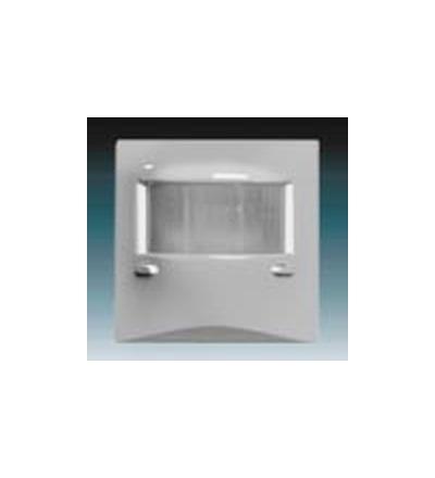 ABB Snímač spínače automatického Busch-Wächter® 180 UP Komfort II saténová stříbrná 6800-0-2341