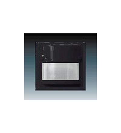 ABB Snímač spínače automatického Busch-Wächter® 180 UP Komfort II mechová černá 6800-0-2506