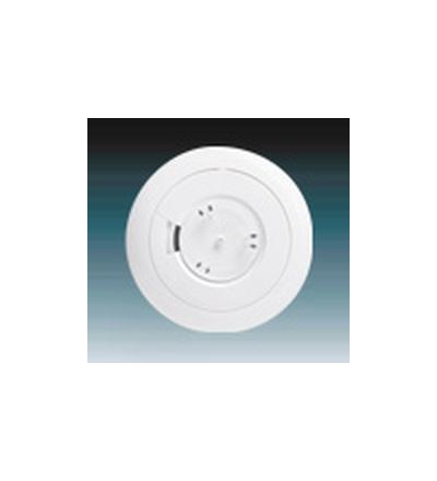 ABB Hlásič teplot Busch-Wärmealarm® ProfessionalLINE bílá 6800-0-2513