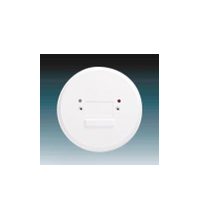 ABB Přístroj relé s RF přijímačem Busch-Rauchalarm® ProfessionalLINE bílá 6800-0-2515