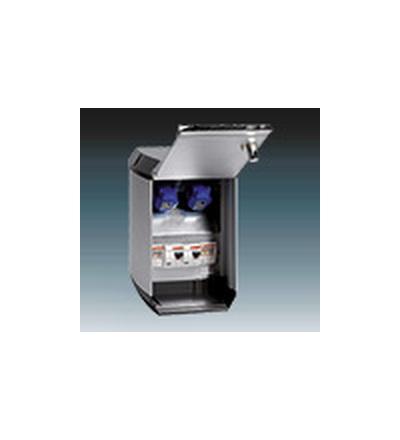 ABB Box zásuvkový, pro kempy a parkoviště karavanů 2CMA100231R1000