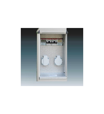 ABB AC nabíjecí sloupek, s elektroměry 2CMA100226R1000