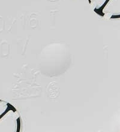 ABB Krabice přístrojová, nástěnná bílá LK-80X16/T