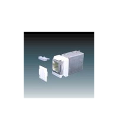 ABB Přístroj zásuvky datové stíněné (R&De-Massari) Cat. 5e/s R302780