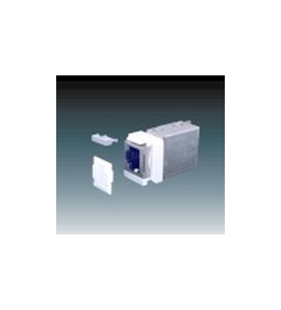 ABB Přístroj zásuvky datové stíněné (R&De-Massari) Cat. 6/s R304373