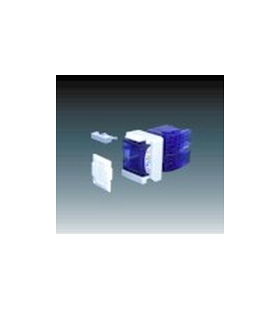 ABB Přístroj zásuvky datové (R&De-Massari) Cat. 6/u R304374