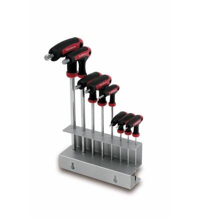 CIMCO Sada inbusových klíčů SW 2 - 10 mm (8 ks) 110520