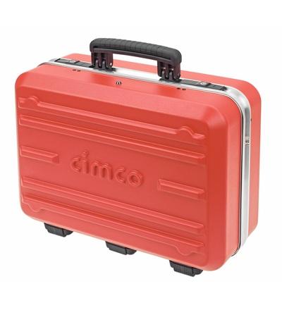 CIMCO Plastový kufr KLASIK červený 170070