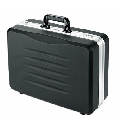 CIMCO Plastový kufr METRO černý 170073