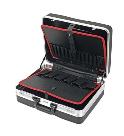 CIMCO Plastový kufr METRO černý 405x490x190 mm 170073