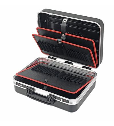 CIMCO Plastový kufr KLASIK černý 425x505x230 mm 170075