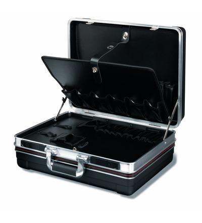 CIMCO Plastový kufr KLASIK černý 170075