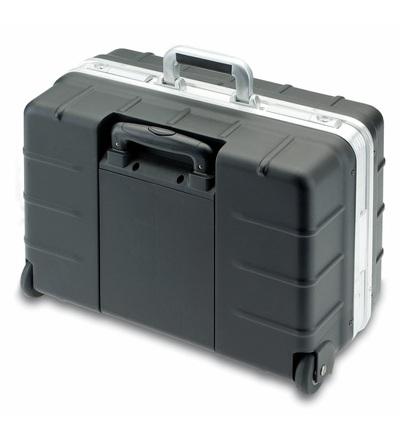 CIMCO Plastový kufr s kolečky CHAMPION černý 170932