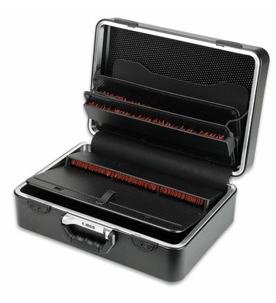 CIMCO Plastový kufr PERFEKT černý 355x485x180 mm 175075