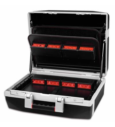 CIMCO Plastový kufr DIAMANT 35 černý 430x498x235 mm 178077