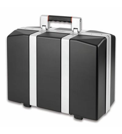 CIMCO Plastový kufr DIAMANT 45 černý 430x498x235 mm 178177