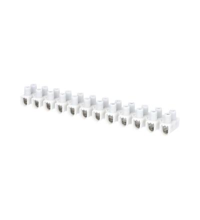 Svorkovnice instalační EKL 3 S, 12x4÷16mm2, T80, PP, bílá, povrch. uprav. ocel /88168199, ELEMAN 106 (10 ks)
