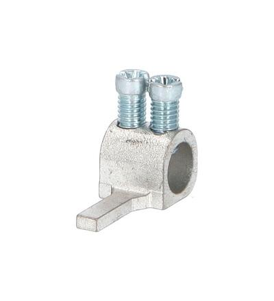 Svorka připojovací AS/35-S, jazýček, nekrytá, 35mm2, 100A / 2010402 vestavná šířka 14mm, ELEMAN 324 (50 ks)