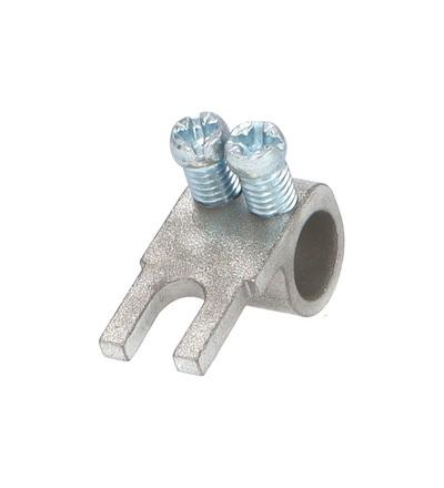 Svorka připojovací AS/35-M/N, vidlička, nekrytá, 35mm2, 100A / 2010304, ELEMAN 392 (50 ks)