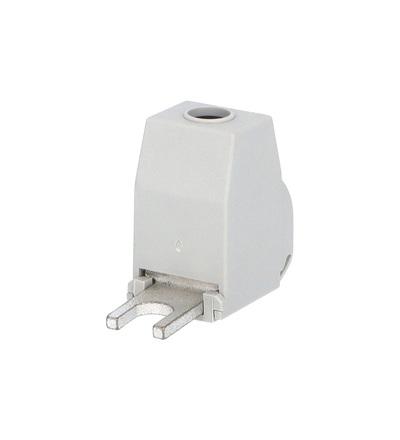 Svorka připojovací AS/6-50-GN vidička, krytá, 6-50mm2, 160A / 2010236, ELEMAN 481 (25 ks)