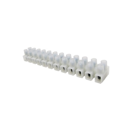Svorkovnice přístrojová EKL 1 BE-DS-PA, 12x4mm2, T85, přítlačný plíšek / 88859006, ELEMAN 1000550