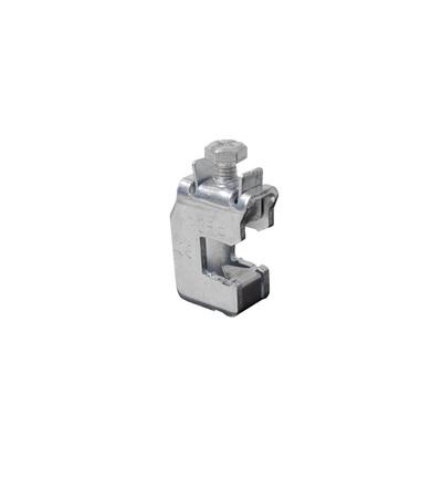 Svorka třmenová SK 35 F10 - pro měděné přípojnice výšky 10mm, 2,5-35mm2, ELEMAN 756 (50 ks)