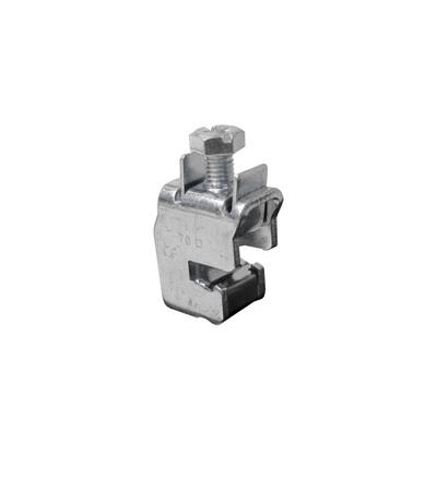 Svorka třmenová SK 70 F5 - pro měděné přípojnice výšky 5mm, 16-70mm2, ELEMAN 759 (25 ks)
