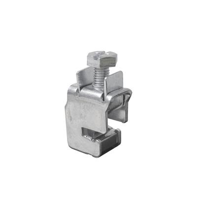 Svorka třmenová SK 120 F5 - pro měděné přípojnice výšky 5mm, 16-120mm2, ELEMAN 761 (25 ks)
