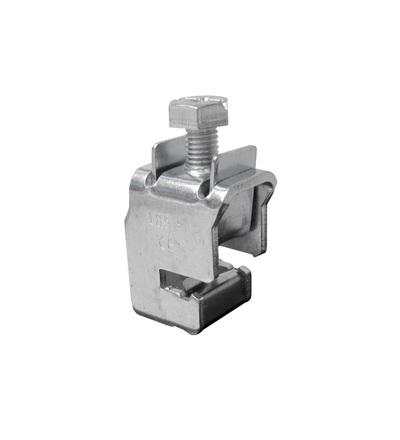 Svorka třmenová SK 185 F5 - pro měděné přípojnice výšky 5mm, 35-185mm2, ELEMAN 763 (20 ks)