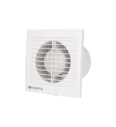 Ventilátor VENTS 100 SQ/Silenta snížená hlučnost, ELEMAN 1009009