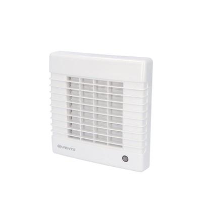 Ventilátor VENTS 100 MAT TURBO s automat. žaluzií, ELEMAN 1009043