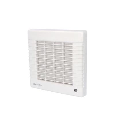 Ventilátor VENTS 125 MATL s automat. žaluzií, ELEMAN 1009214