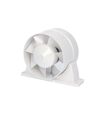 Ventilátor VENTS 125 VKOk do potrubí, ELEMAN 9223