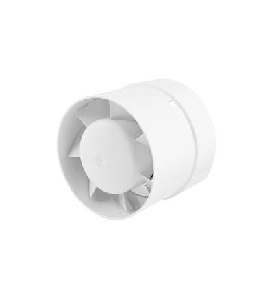 Ventilátor VENTS 125 VKO TURBO do potrubí, ELEMAN 1009230