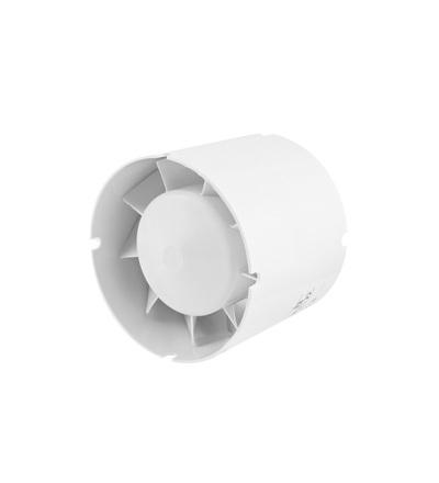 Ventilátor VENTS 125 VKO1 TURBO do potrubí, ELEMAN 9231