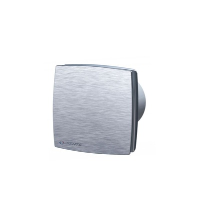 Ventilátor VENTS 125 LDAL hliníkový kryt, ELEMAN 1009252