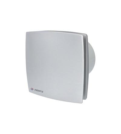 Ventilátor VENTS 125 LDATHL hliníkový kryt, ELEMAN 9258