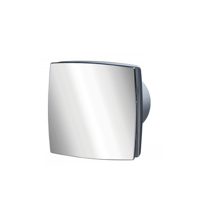 Ventilátor VENTS 150 LDS stříbrný kryt, ELEMAN 1009282